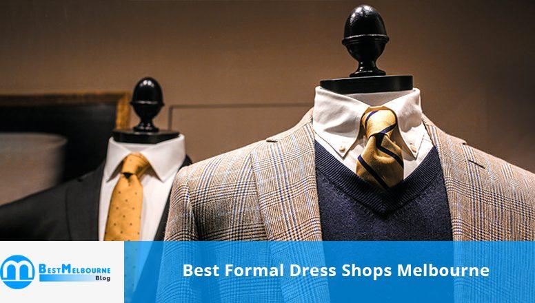 Best Formal Dress Shops Melbourne